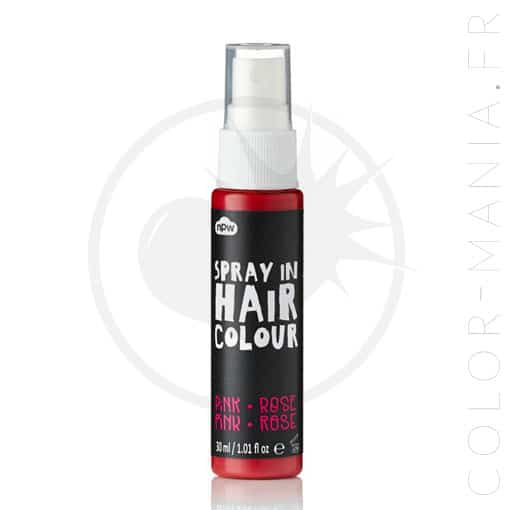 spray cheveux colorant rose color mania - Spray Colorant Cheveux Temporaire