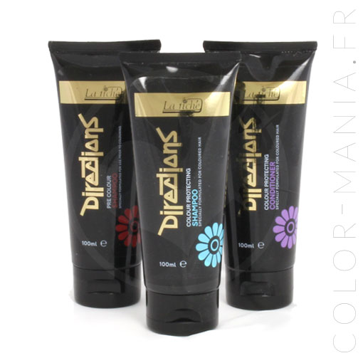 Shampoos and Care 100mL Hair Color Kit - Direcciones | Color-Mani