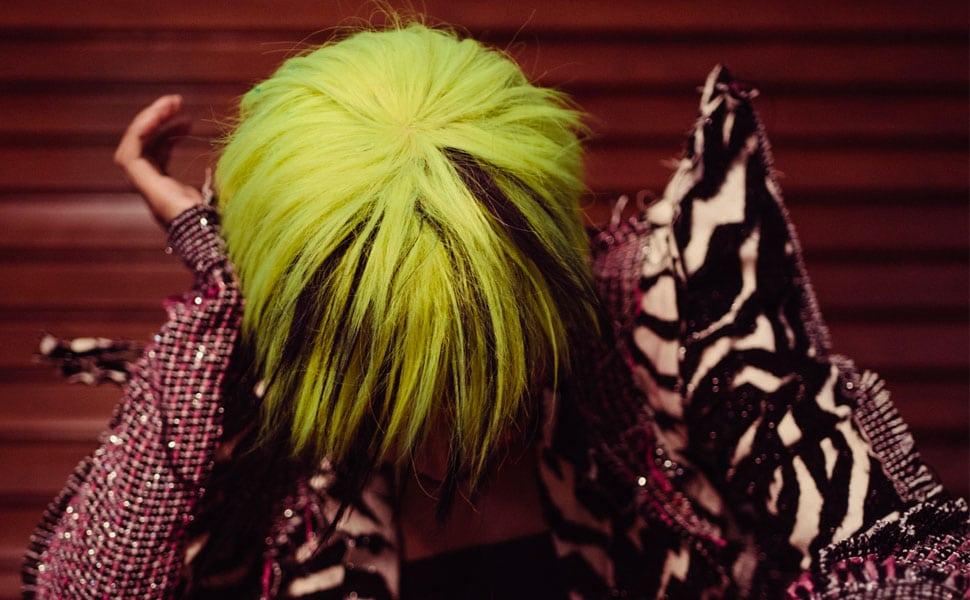 Comment colorer cheveux jaunes Color-mania