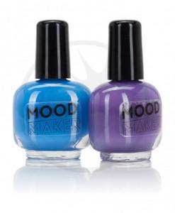 Vernis Magiques Mood Maker Bleu et Violet | Color-Mania