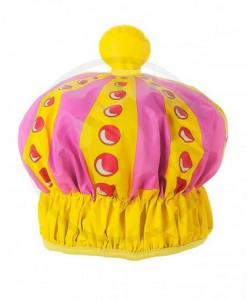 Bonnet de Douche Couronne - Reine de la Douche | Color-Mani