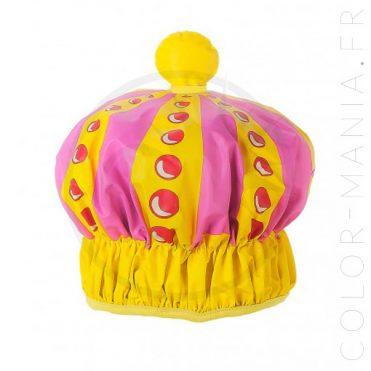 Bonnet de Douche Couronne – Reine de la Douche | Color-Mani