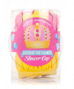 Shower Cap Crown - Queen of the Shower | Color-Mani