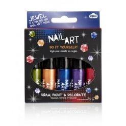 Kit Vernis à Ongles Nail Art Métallisé   Color-Mania