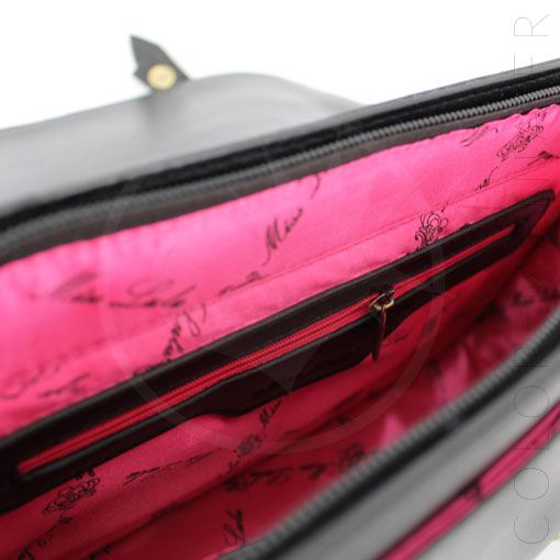 Satchel - Poche intérieure Zippée Sac à Main | Color-Mania