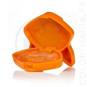 Gloss Renard Orange - Parfum Vanille | Color-Mania
