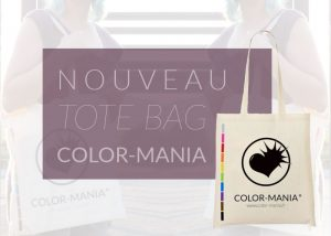 Promo Tote Bag Color-Mania : Le Blog