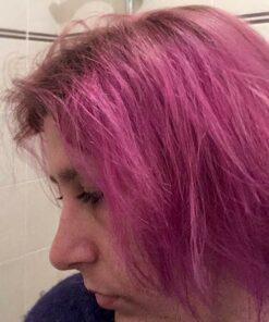 Merci Julie :) Coloration Cheveux Lavande Mystic Heather - Manic Panic | Color-Mania