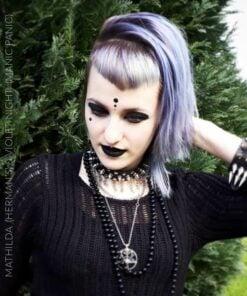 Grazie @wiphernon :) Colore dei capelli grigi Nonna Mathilda Gray - Herman's Amazing | Color-Mania