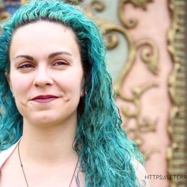 Merci Aurélie! :) - Coloration Cheveux Enchanted Forest - Manic Panic