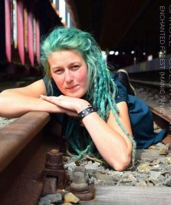 Merci Carole :) Coloration Cheveux Vert Enchanted Forest - Manic Panic | Color-Mania