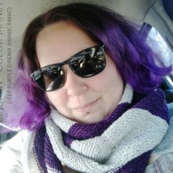 Merci Maureen :) Coloration Cheveux Violet Deep Purple Dream - Manic Panic | Color-Mania