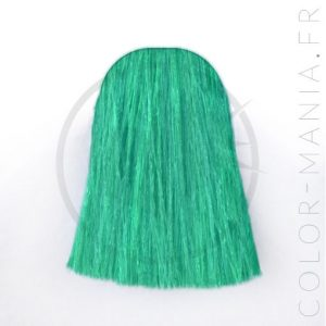Coloration Cheveux Vert Chant de Sirène - Manic Panic | Color-Mania