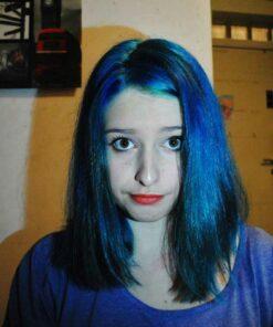 Gracias Noemi :) - Coloración Cabello Azul Blue Moon - Manic Panic | Color-Mania