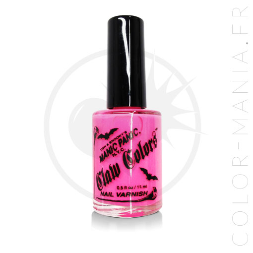 Rose Electric Flamingo esmalte de uñas - Manic Panic | Color-Mania