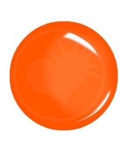 Vernis à Ongles Orange Fluo Lave Electrique - Manic Panic | Color-Mania