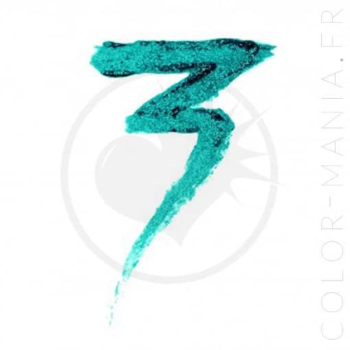 Sirena de sirena verde Sirena - Pánico maníaco | Color-Mania