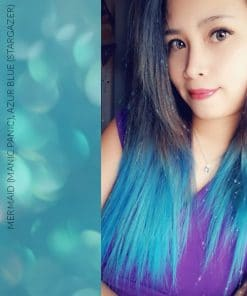 Grazie Stef :) Capelli Color Blue Mermaid Mermaid - Manic Panic | Color-Mania