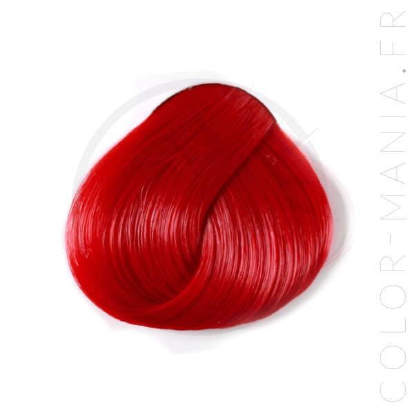 Coloration Cheveux Rouge Corail - Directions | Color-Mania