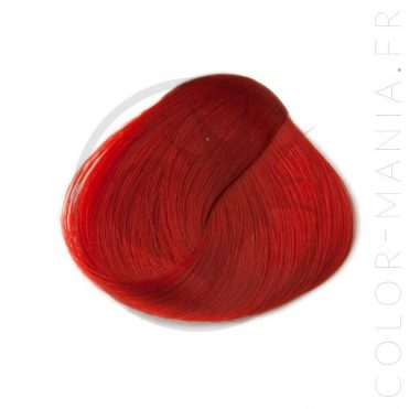 Coloration Cheveux Rouge Corail - Directions | Color-Mania