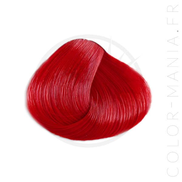 Coloration Cheveux Rouge Flamme - Directions | Color-Mania
