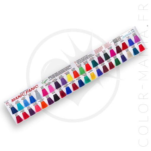 Colorantes colorantes pánico maníaco | Color-Mania