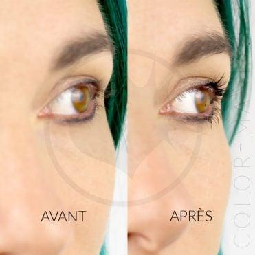 Mascara Noir Raven Spider Eyes - Manic Panic | Color-Mania