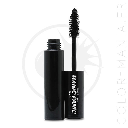 Raven Spider Eyes Black Mascara - Manic Panic | Color-Mania