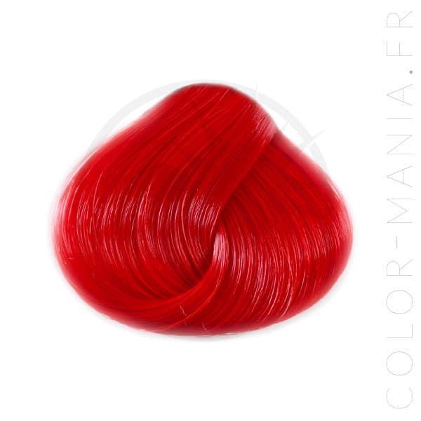 Coloration Cheveux Orange Tangerine - Directions | Color-Mania