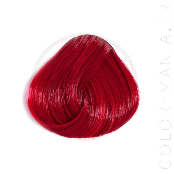 Vermilion Red Hair Color - Direcciones | Color-Mania