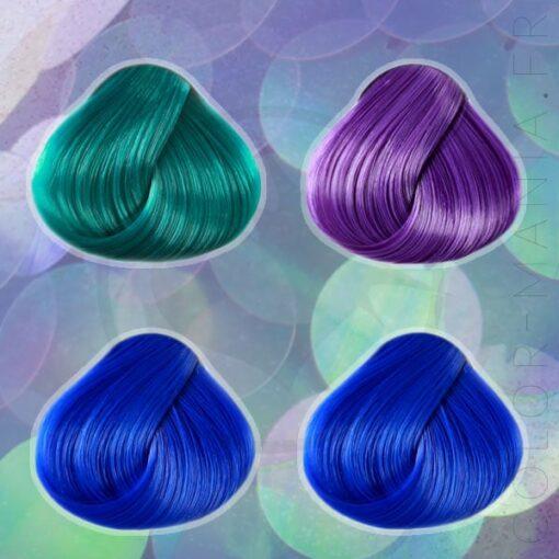 Kit Coloration «Cheveux de Sirène» | Color-Mania