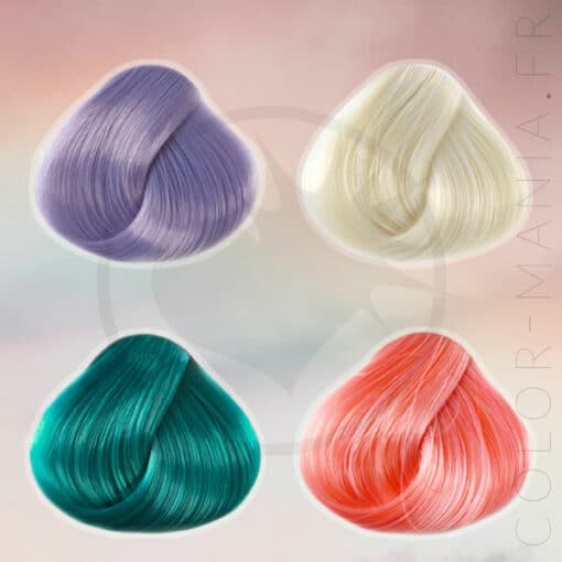 Kit Coloration Cheveux «Opal Hair» | Color-Mania