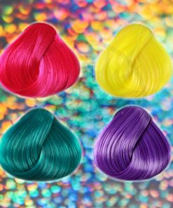 "Kit de colores para el pelo ""Rainbow Hair"" 