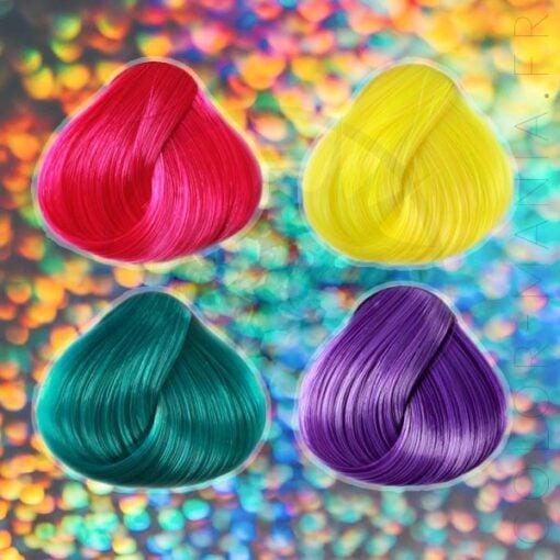 Kit Coloration Cheveux «Rainbow Hair» | Color-Mania