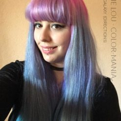 "Merci Marie Lou :) Kit Coloration Cheveux ""Galaxy Hair"" 