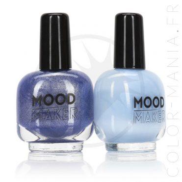 Vernis Magiques Wonderland Bleu et Violet Irisés | Color-Mania