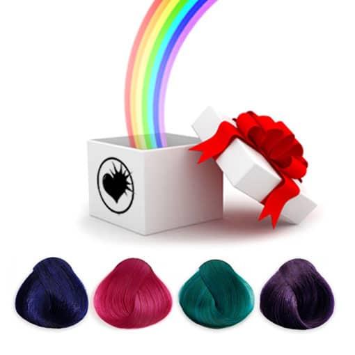 "Box Colorations de Cheveux ""Galaxy Hair"" | Color-Mania"