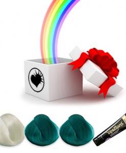 Box Coloration de Cheveux «Mint Hair» | Color-Mania