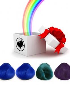 Box Coloration «Cheveux de Sirène» | Color-Mania