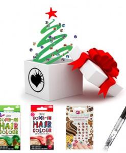 Box Couleurs de Noël | Color-Mania