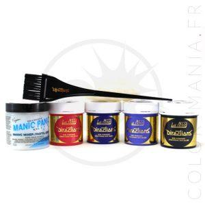 Box Coloration de Cheveux «Opal Hair» | Color-Mania