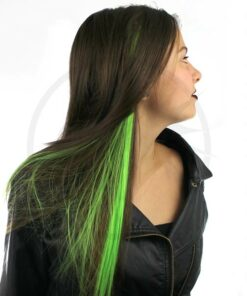 Extension Cheveux Vert Electric Lizard UV - Manic Panic | Color-Mania