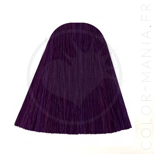 Coloration Cheveux Violet Prune Plum Passion - Manic Panic | Color-Mania