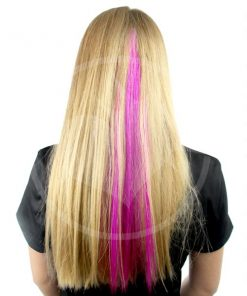 Pink Fuchsia Shock UV Hair Extension - Manic Panic | Color-Mania