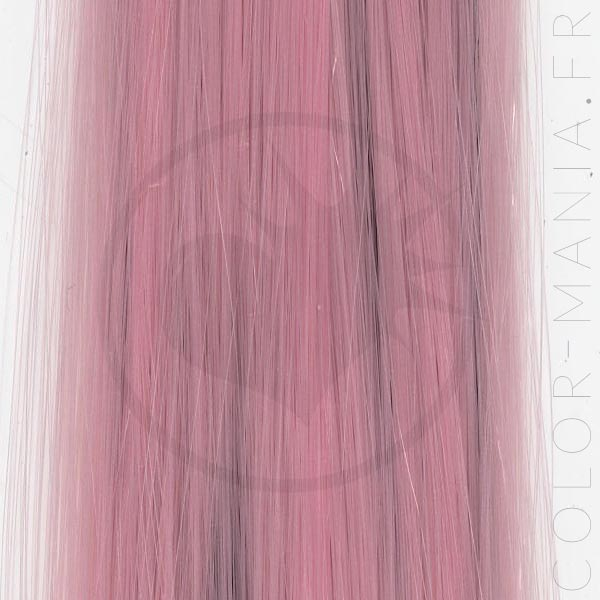 Pink Cotton Candy Pink Uv Hair Extension Manic Panic Color Mania