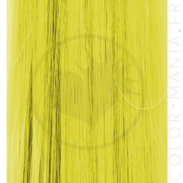 Extension Cheveux Jaune Electric Banana UV - Manic Panic | Color-Mania