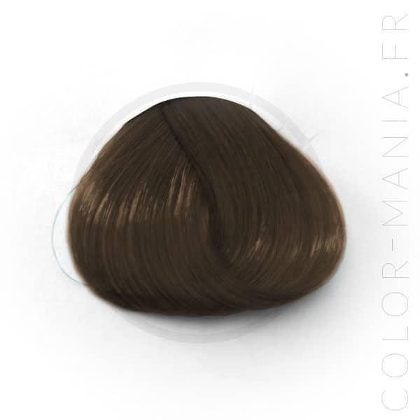 Brown Hair Color Dark Brown - Stargazer | Color-Mania