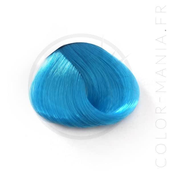 Sky Blue Hair Coloring - Stargazer | Color-Mania