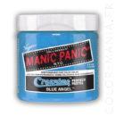 Coloration Cheveux Bleu Ciel Blue Angel - Manic Panic | Color-Mania