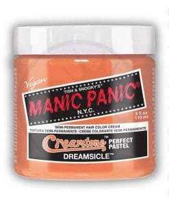 Coloration Cheveux Pêche Dreamsicle - Manic Panic | Color-Mania